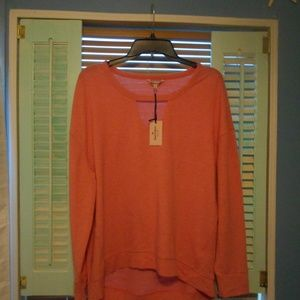 NWT $36 JUICY COUTURE HI/LO TOP
